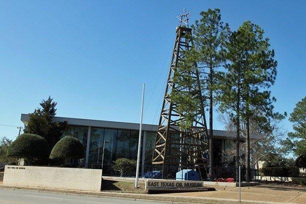 موزه نفت تگزاس 1