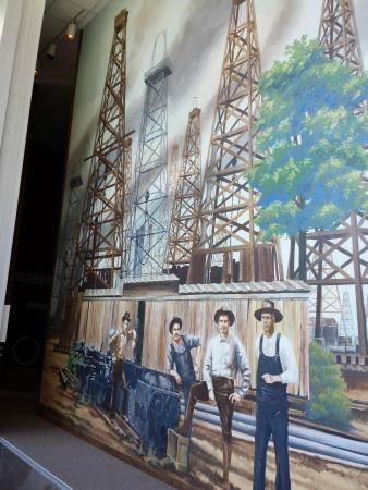 موزه نفت تگزاس 3
