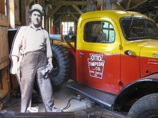 موزه نفت ادوین دریک (8)