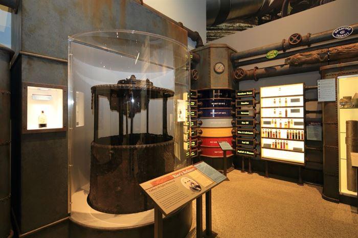 موزه نفت ادوین دریک (9)
