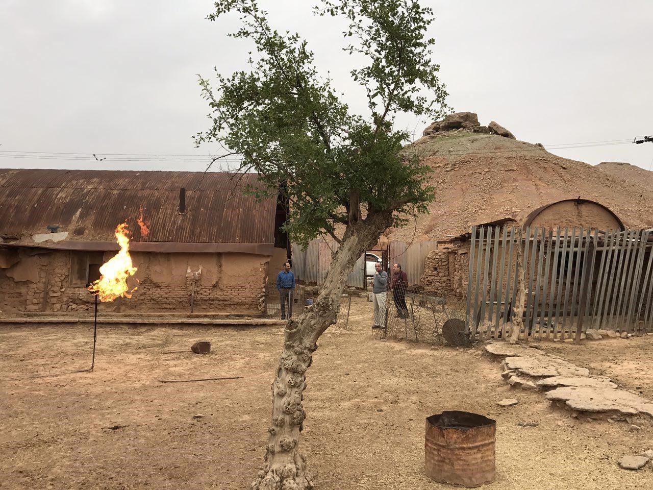روستای نفت سفید، ثبت و دهکده توریستی میشود