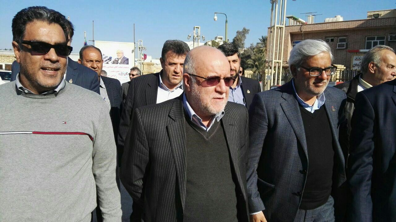 وزیر نفت از نخستین موزه نفت بازدید کرد