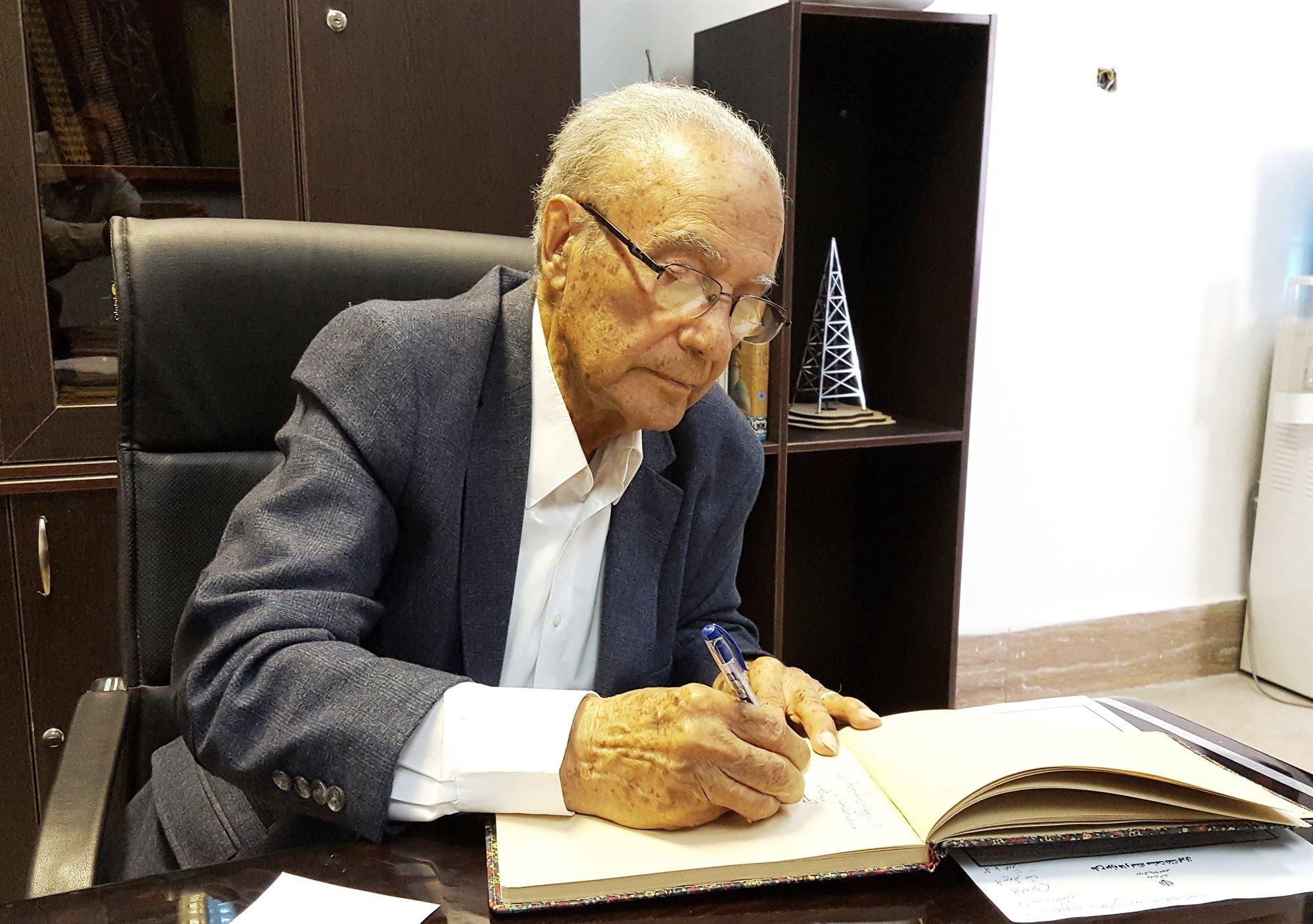 گفت و گو با سید امیر بدخشان، عضو اسبق هیات مدیره شرکت ملی نفت