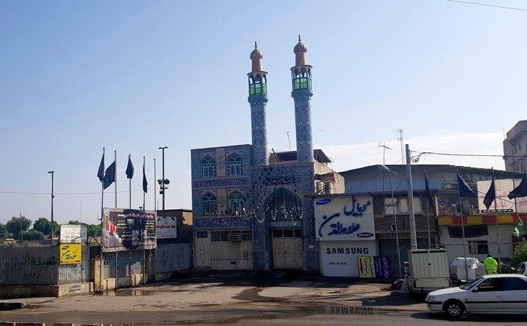 خرمکوشک مسجد